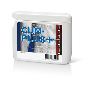 Cum Plus Flatpack Sperm Enhancer 30 Tabs