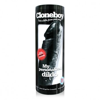 Cloneboy - Dildo Black (Gay Packaging)
