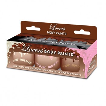 Lovers Body Paints