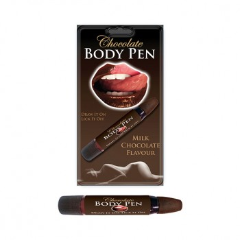 Chocolate Body Pen