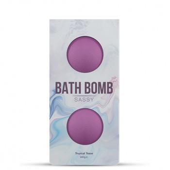 Dona - Bath Bomb Sassy Tropical Tease 140 gram