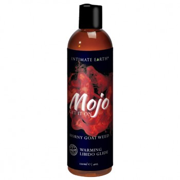 Intimate Earth - Mojo Horny Goat Weed Libido Warming Glide 120 ml
