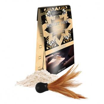 Kama Sutra - Honey Dust Body Powder Vanilla Cream 28 gram