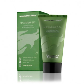 Viamax Maximum krēms jutības veicināšanai vīriešiem (50 ml) - Viamax - Maximum Gel 50 ml