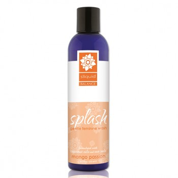 Sliquid - Balance Splash Mango Passion 255 ml