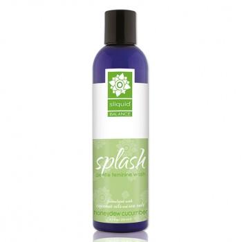 Sliquid - Balance Splash Honeydew Cucumber 255 ml