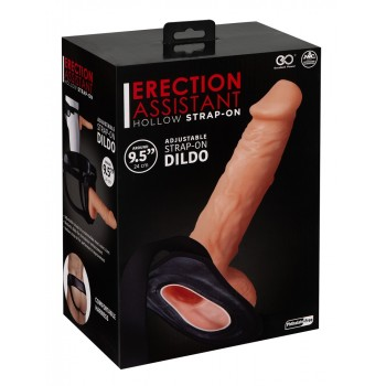 Erection Assistant Hollow Stra