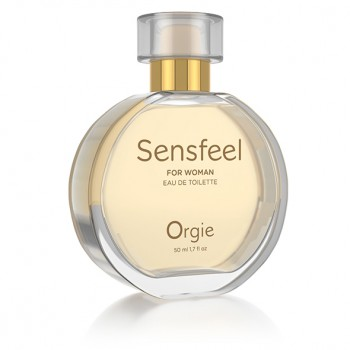 Orgie - Sensfeel for Woman Pheromone Perfume Invoke Seduction 50 ml