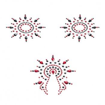 Petits Joujoux - Gloria Set Black & Red