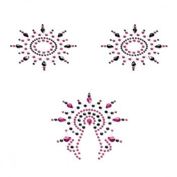 Petits Joujoux - Gloria Set Black & Pink
