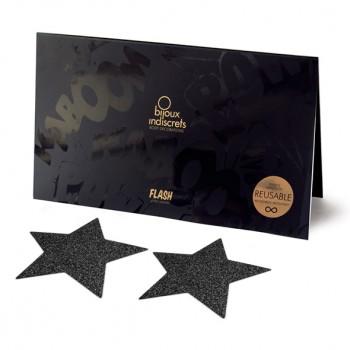 Bijoux Indiscrets - Flash Star Black