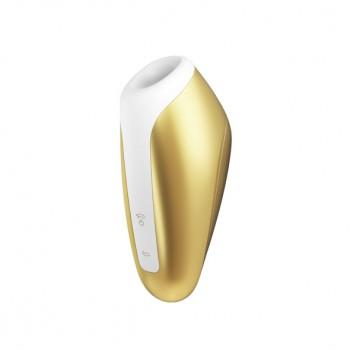 Satisfyer - Love Breeze Air Pulse Stimulator Yellow