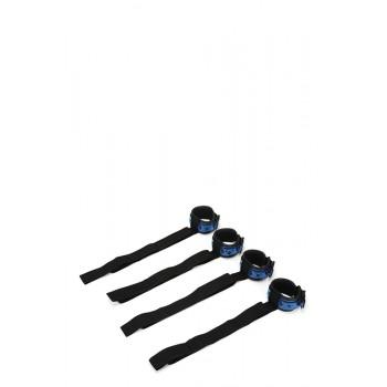 WHIPSMART DIAMOND BED RESTRAIN KIT BLUE