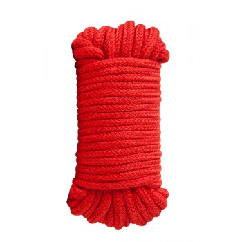 GP BONDAGE ROPE 10M RED