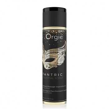 Orgie - Tantric Sensual Massage Oil Scent Fruity Celestial 200 ml