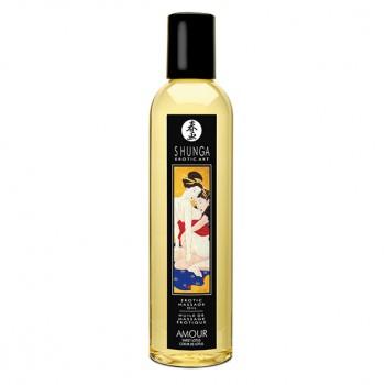 Shunga - Massage Oil Amour Sweet Lotus