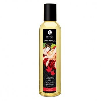 Shunga Organica masāžas eļļa (250 ml) - Shunga - Massage Oil Organica Maple Delight
