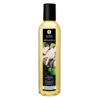 Shunga Organica masāžas eļļa (250 ml) - Shunga - Massage Oil Organica Natural