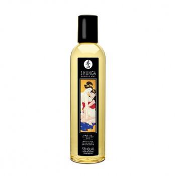 Shunga masāžas eļļa (240 ml) - Shunga - Massage Oil Island Blossoms