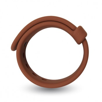 Velv'Or - Rooster Jason Size Adjustable Firm Strap Design Cock Ring Brown