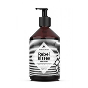 BODY WASH REBEL KISSES 500ML