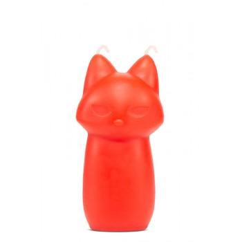TEMPTASIA FOX DRIP CANDLE RED