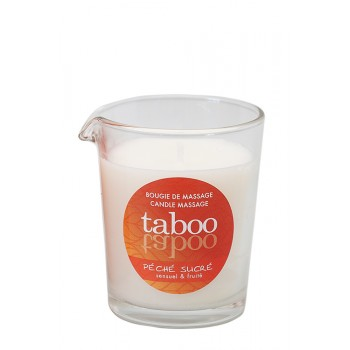 TABOO PECHE SUCRE CANDLE FOR HER