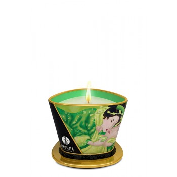 MASSAGE CANDLE EXOTIC GREEN TEA 170ML