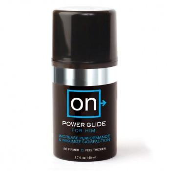 Sensuva ON Power stimulējošs gels vīriešiem (6 / 50 ml) - Sensuva - ON Power Glide for Him