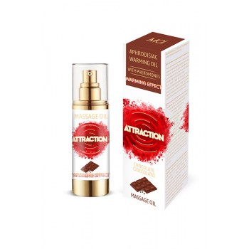 MAI PHEROMONE MASSAGE OIL CHOCOLATE 30ML