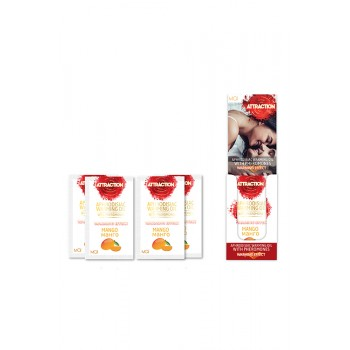 MAI MASSAGE OIL SACHETS MANGO 18X
