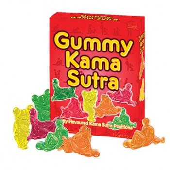 Gummy Kama Sutra