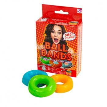 Ball Bands 3 pcs
