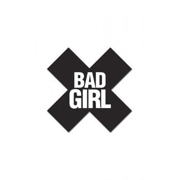 PEEKABOO PASTIES BAD GIRL