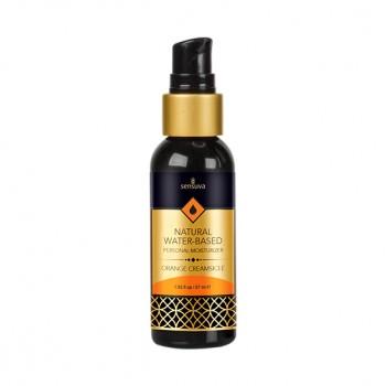 Sensuva - Natural Water-Based Personal Moisturizer Orange Creamsicle 57 ml