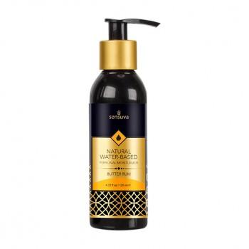 Sensuva - Natural Water-Based Personal Moisturizer Butter Rum 125 ml