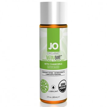 System JO - Organic NaturaLove Lubricant 60 ml