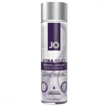 System JO - Xtra Silky Thin Silicone Lubricant 120 ml