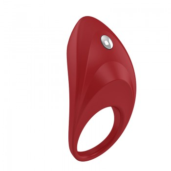 OVO B7 VIBRATING RING RED