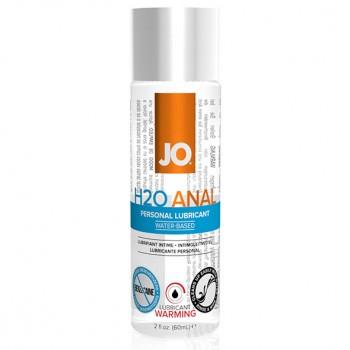 System JO - Anal H2O Lubricant Warming 60 ml