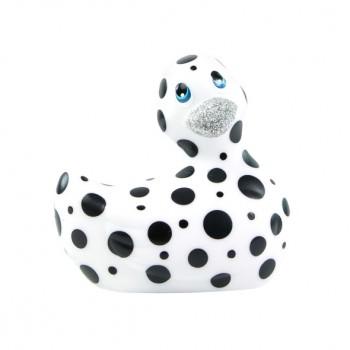 I Rub My Duckie 2.0 | Happiness (White & Black)