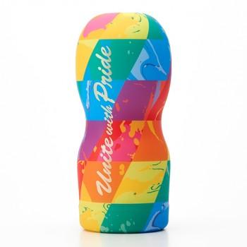 Tenga - Original Vacuum Cup Rainbow Unite with Pride