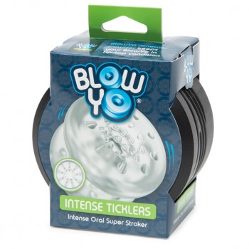 BlowYo - Intense Oral Super Stroker Intense Ticklers