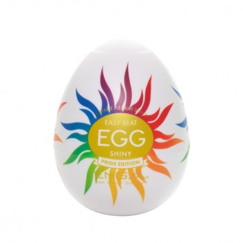 Tenga - Egg Shiny Pride Edition (1 Piece)