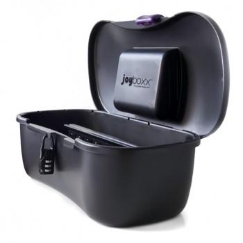 Joyboxx kaste seksa rotaļlietu glabāšanai - Joyboxx - Hygienic Storage System Black