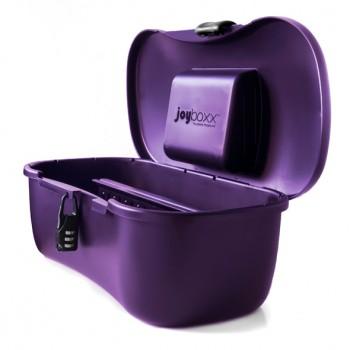 Joyboxx kaste seksa rotaļlietu glabāšanai - Joyboxx - Hygienic Storage System Purple