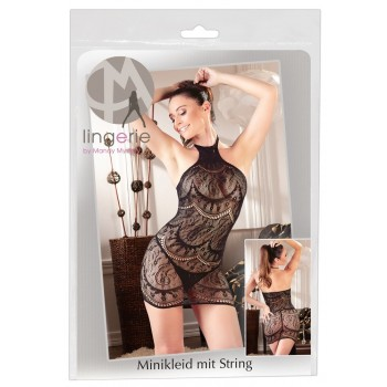 Mini Dress with String S-L