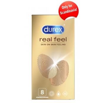 N Durex RealFeel 8