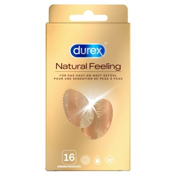 Durex Natural Feeling 10 pcs