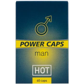 Power Caps Man 60 caps